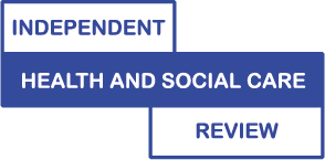 Independent Health And Social Care Review logo