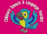 Children's language therapy logo
