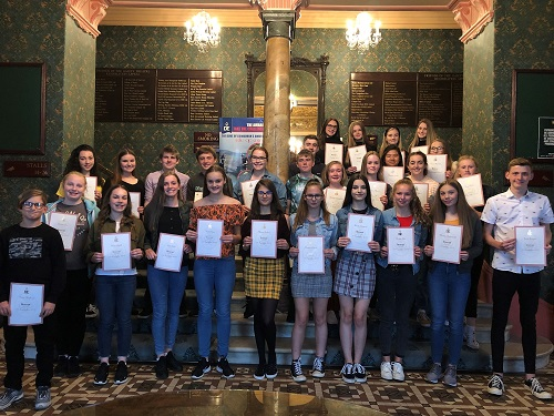 DofE Bronze Awards 2019