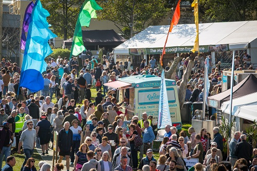 Food and drink festival 2020 attendance