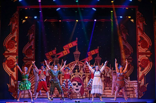 Peter Pan Christmas panto