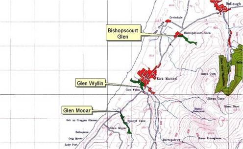 Isle of Man Government Glen Mooar
