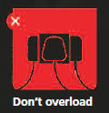 Dont overload sockets