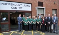 Occupational Therapy Team at the Independent Living Centre